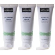Set of 3 Dead sae Mud Cleansing Gel by Natural Sea Beauty