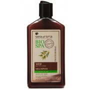 Shampoo for Normal to Dry Hair with Olive Oil Jojoba, Dead Sea Minerals