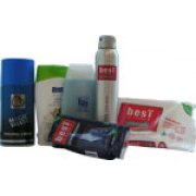 Soldier on the Front - Set of 10 Personal Hygiene Packs (FREE Delivery).