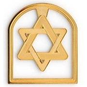 Star of David, Bookmark