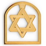 Star of David, Bookmark