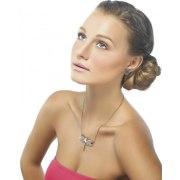 Sterling Silver Dragonfly Necklace by Adina Plastelina