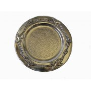 Sterling Silver Grapevine Design, Kiddush Cup