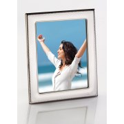Sterling Silver Picture Frame - Large Style #812
