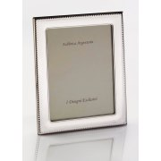Sterling Silver Picture Frame - Medium Style #812