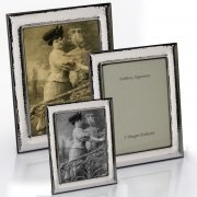 Sterling Silver Picture Frame - Set of 3 Style #274