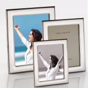 Sterling Silver Picture Frame - Set of 3 Style #812