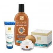 Suncare Bundle by Health & Beauty Dead Sea Mineral