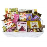 Sweet Kisses Gift Basket