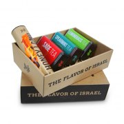 Taste of Israel Gift Box Flavored Tea and Honey