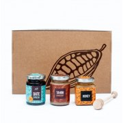 Taste of Israel Gift Box Halva Date and Honey
