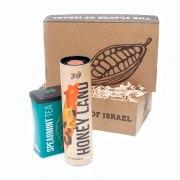 Taste of Israel Gift Box Honey Spearmint Tea