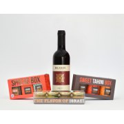 Taste of Israel Purim Gift Box with Recanti