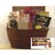 Tea & Dreams Kosher Gift Basket  (USA only)