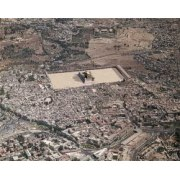 Temple Mount View - See how it wasRegular size