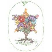 Tree Of Life - Calligraphy Print