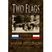 Two Flags cover by Marian Apfelbaum