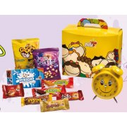 Wake up with a Smile & Chocolates Hanukah Gift Package