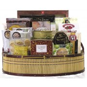 Warmest Wishes Basket-Kosher Gift Basket  (USA & Canada)