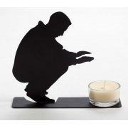 Warming Candle Holder, Home Accessories