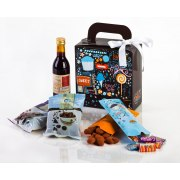 Wine and Chocolate Purim Basket