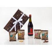 Wine and Chocolates Rosh Hashanah Gift Basket