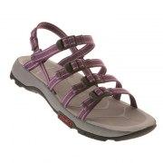 Womens Source Sandal Capra II Multi-Strap, Lilac
