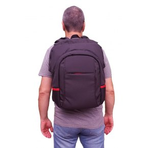 Bulletproof and Stab-proof Backpack Converts to Vest Level IV