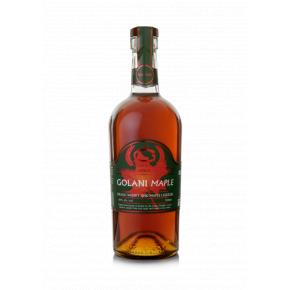 Golani Maple Israeli Whisky