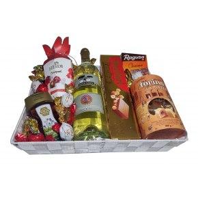 Gold as Honey Gift Basket