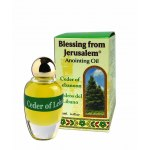 Blessing from Jerusalem Anointing Oil Cedar of Lebanon (12 ml)