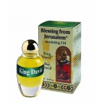 Blessing from Jerusalem Anointing Oil King David (12 ml)