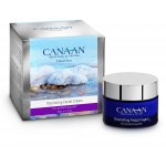 Dead Sea Canaan Silver Line Nourishing Facial Cream Normal to Oily Skin