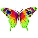 David Gerstein Vered Butterfly Israeli Art