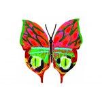 David Gerstein Merav Butterfly Israeli Art