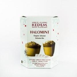 Kedem Cosmetics Halomint Organic Sleep Inducing Tea Infusion