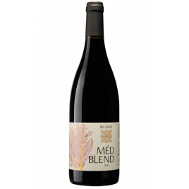 Israeli Wine Recanati Med Blend Red