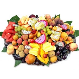 Dazzling Fruit Assortment