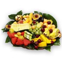Romantic Charm Fruit Tray