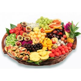 Family Fruit Basket