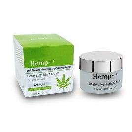 Hemp ++ Restorative Night Cream