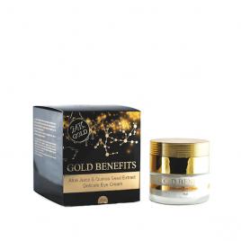 Gold Benefits Aloe Juice & Quinoa Seed Extract Delicate Eye Cream