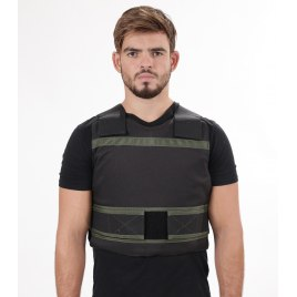 Level III+ Concealed Bulletproof Vest