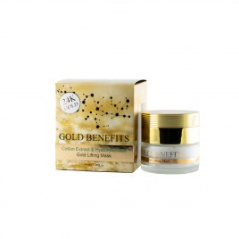Gold Benefits Cotton Extract & Hyaluronic Acid Lifting Mask