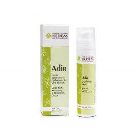 Kedem Cosmetics Adir Organic Strand Strengthening Hair Cream