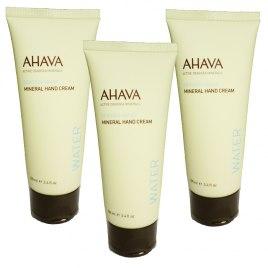 AHAVA Hand Cream - Super Saver 3 pack