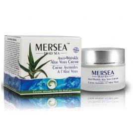 Anti-wrinkle Aloevera Face Cream wth Dead Sea Minerals