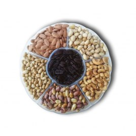 Assorted Nuts Platter