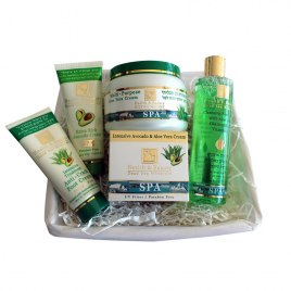 Avocado and Aloe Vera Body Care Gift Set