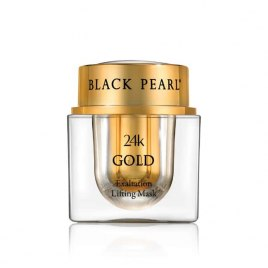 Black Pearl 24K Gold Exaltation Lifting Mask